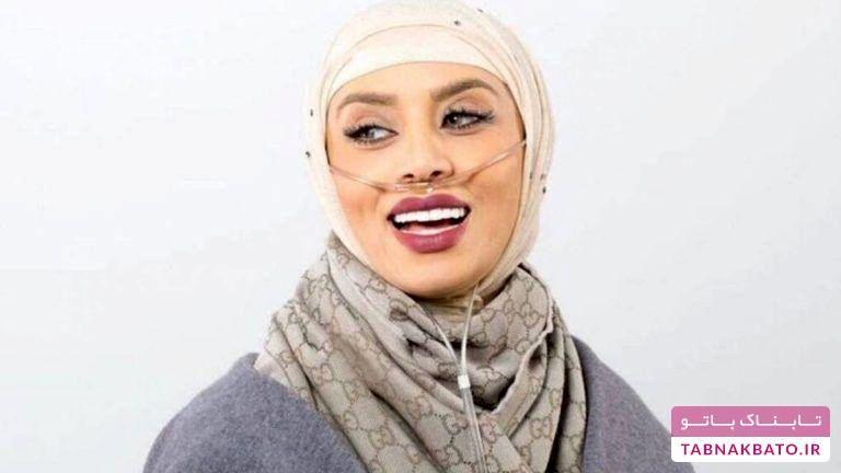 سلفی امیر کویت با معروفترین دختر مبتلا به سرطان