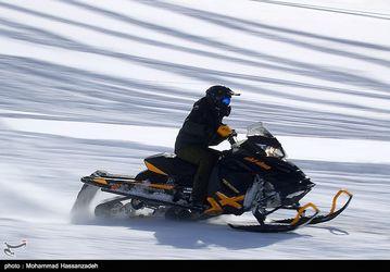 آغاز فصل اسکی در پیست دیزین
