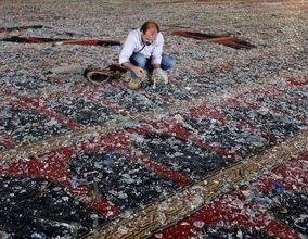 تصاویر آتلانتیک از خرابیهای انفجار بیروت