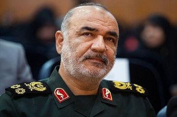 وعده سردار سلامی به مردم لبنان و حزب الله بعد از انفجار بزرگ بیروت