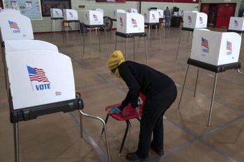 زمان اعلام نتایج انتخابات ریاست جمهوری آمریکا مشخص شد