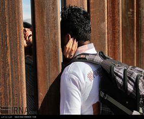 دیوار جدایی مکزیک از آمریکا