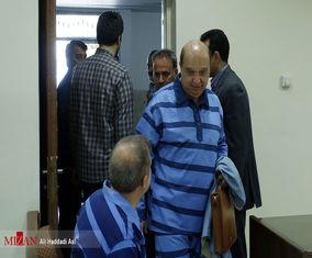 هفتمین جلسه علنی دادگاه همدستان بابک زنجانی