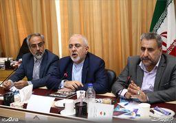 حضور محمدجواد ظریف در کمیسیون امنیت ملی مجلس