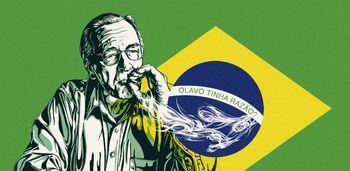 بنیانگذار فکری راست افراطی در برزیل کیست؟