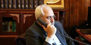 گفتوگوی تلفنی وزیر خارجه قطر با ظریف