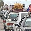 ۱۰ استان عطای مسافران نوروزی را به لقایشان بخشیدند!