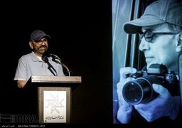 تصاویر مراسم بزرگداشت عباس کیارستمی