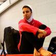 تصاویر جالب از تمرین زنان ووشوکار ایران