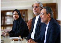 حضور خبر ساز یک زن دیپلمات در مذاکرات مربوط به سوریه