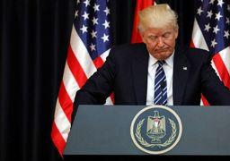 گفتگوی ترامپ در مورد توقیف نفتکش انگلیسی