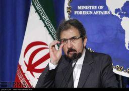 بهرام قاسمی: ورود آقای پمپئو به دنیای سیاست خارجی را خوشامد میگوییم