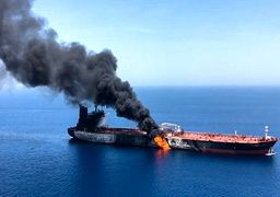 ایران مدرک اصلی حمله به نفتکشها را به دست آورد