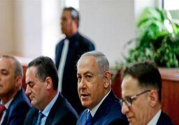 کابینه اسرائیل در یک قدمی فروپاشی