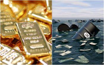 صعود نفت و طلا در روز بی رمقی بورس