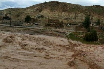 روستایی در کهگیلویه و بویراحمد بر اثر رانش زمین محو شد