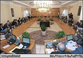 روحانی فهرست کابینه را به مجلس معرفی نکرد