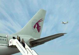 اولین بازتاب اقتصادی محاصره اقتصادی قطر / لغو سفارش هواپیماهای جدید