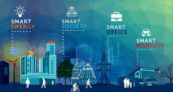پنج شهر هوشمند با اهمیت در دهه ۲۰۲۰