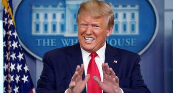 سی ان.ان: ترامپ بدترین رییس جمهور تاریخ است