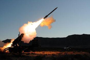 موشک ممنوعه کره شمالی +عکس