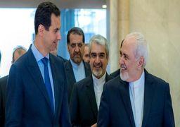 اهداف مهم ظریف از سفر به دمشق چیست؟