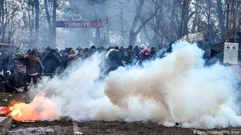 یونان در برخورد با پناهجویان قوانین بینالملل را نقض کرده است