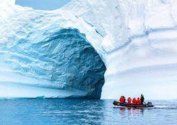 سوگواری برای مرگ یخچال های طبیعت