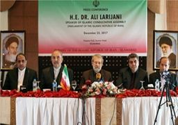 علی لاریجانی: با عربستان دشمنی نداریم