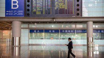 شدت موج دوم کرونا در چین/هزار پرواز در پایتخت لغو شد