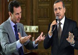 حمله بی سابقه اسد به اردوغان