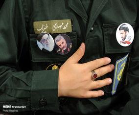 تصاویری از دیدار خانوادههای شهدای دفاع مقدس با رهبر انقلاب