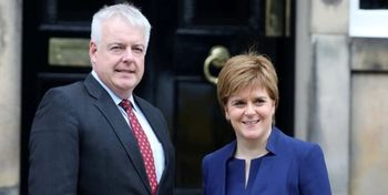 درخواست مشترک رهبران اسکاتلند و ولز از بوریسجانسون