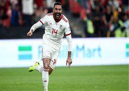 سامان قدوس:بهتر از این گل را برای تیم ملی می زنم