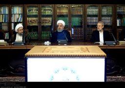 نشست شورای عالی اقتصادی با حضور سران قوا برگزار شد