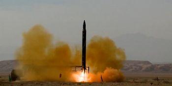 لحظه شلیک موشکهای قیام به سوی پایگاه عینالأسد +فیلم