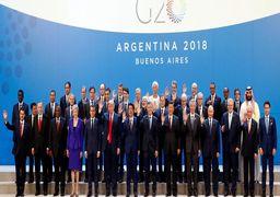 واشنگتنپست: نشست G20 موفقترین حضور بینالمللی ترامپ بود چون گاف بزرگی نداد