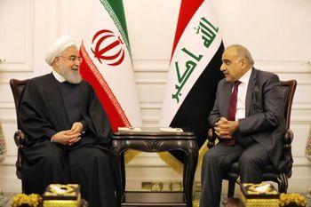 سفر عبدالمهدی به تهران با درخواست انگلیس بود