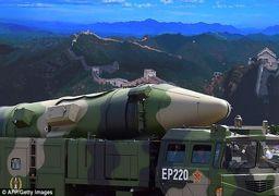رونمایی چین از موشک های بالستیک جدید با برد 12 هزار کیلومتر + عکس