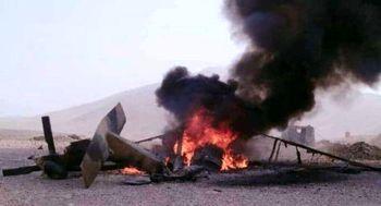 سقوط بالگرد نظامی ترکیه در شمال عراق