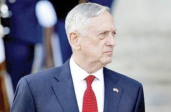 وزیر دفاع آمریکا: دخالتهای ایران و روسیه باعث طولانیتر شدن جنگ در سوریه شد