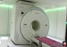 حادثه در اتاق MRI بیمارستان لقمانالدوله پای آتش نشانی را به میان کشید + عکس