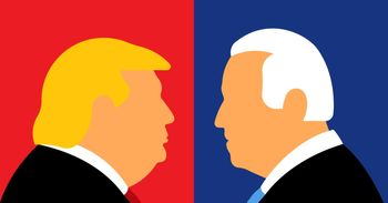 شگفتی انتخاباتی پیش از مناظره؛ ترامپ به یکقدمی بایدن رسید