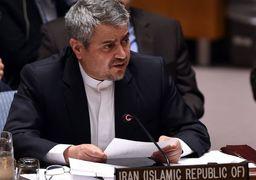 نماینده ایران در سازمان ملل: آمریکا توان اداره یک روستا در عراق را هم ندارد