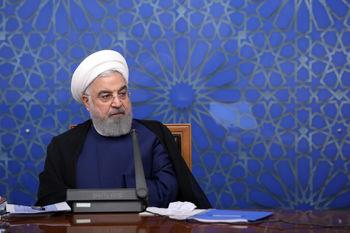 واکنش روحانی به حضور متناوب وزرا در صحن مجلس