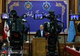 تصاویر نشست خبری سخنگوی قوه قضاییه