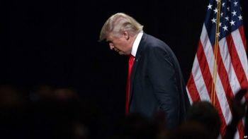 ترامپ به دنبال سخت کردن کار برای دولت بایدن است؟