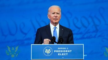 بایدن: کسانی که به کنگره حمله کردند اوباش و تروریست داخلی هستند