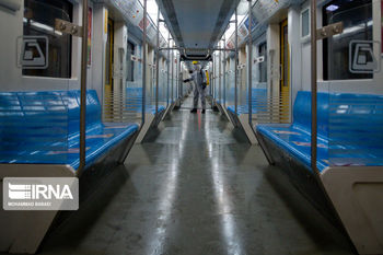 خط ۶ مترو تهران جمعه تعطیل است