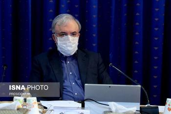 پاسخ مهم وزیر بهداشت درباره ورود کرونای انگلیسی در ایران